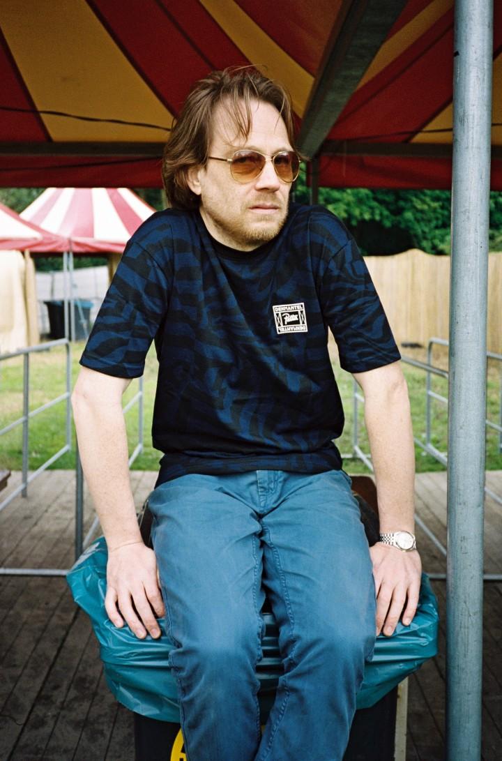 Mark du Mosch (Patta X Dekmantel)
