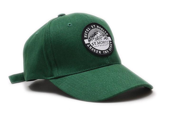 St Moritz Supersoft Classic baseball cap 01
