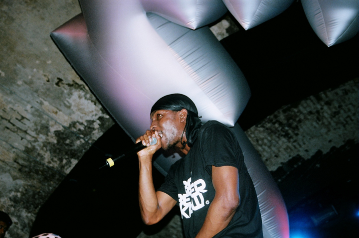 Recap JME D Double E Logan Sama Flowdan The Square House of Vans London 20