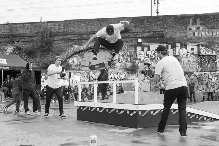 Recap adidas Skateboarding BOOST THE BAR Mile End London-1