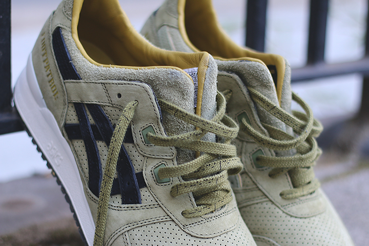 Footpatrol ASICS GEL Lyte III Squad by THE DAILY STREET 02