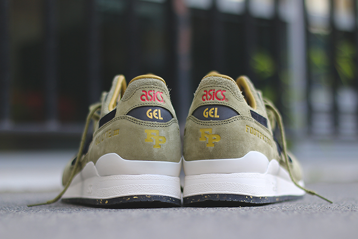 Footpatrol ASICS GEL Lyte III Squad by THE DAILY STREET 04