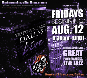 Uptown Jazz Dallas Live