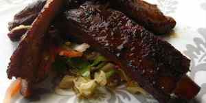 Fried Dr. Pepper Ribs Recipe