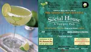 Dallas Margarita Society Happy Hour