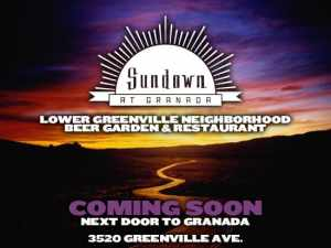 Job Fair at Sundown at Granada