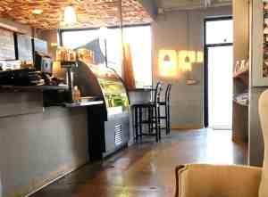 A Neighborhood Cafe: Oak Lawn Coffee