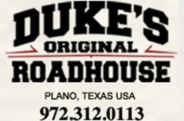 Stop by Dukes in Plano for Great Happy Hour Specials
