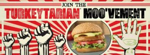 Free Turkey Burger from MOOYAH Burger