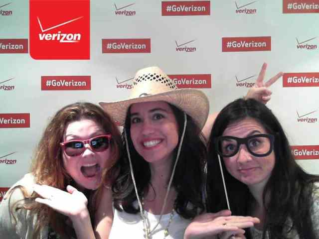 Betsy Mitchell, Jennifer Buxton & Molly Thornberg - Verizon Wireless Suite - George Strait Concert Dallas