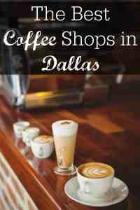 Awesome Coffee Shops in Dallas