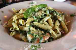 Lunch at Russo's Coal Fired Italian Kitchen