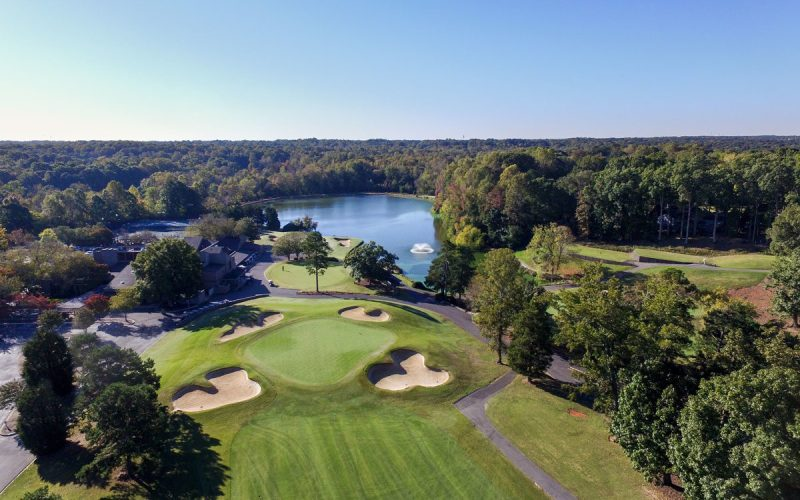 Raintree Country Club Video: A Look From Above
