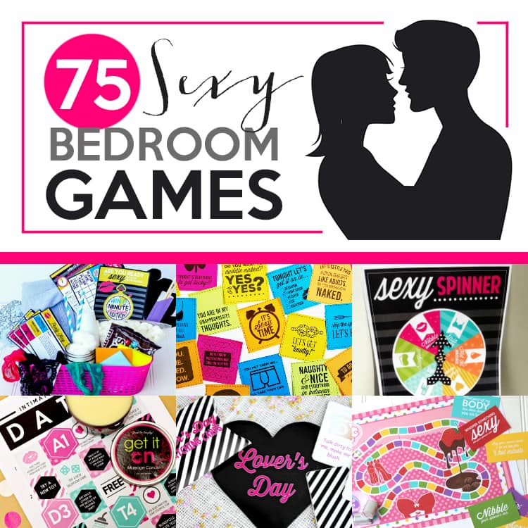Sexy Games for Couples in the Bedroom - From The Dating Divas