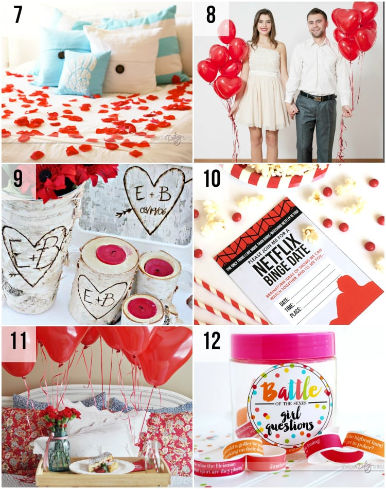 At home date ideas - Home decor ideas - at home date ideas