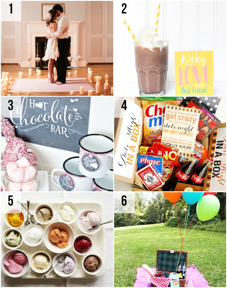 The Top 76 Valentineu0027s Day Date Ideas - The Dating Divas - at home date ideas