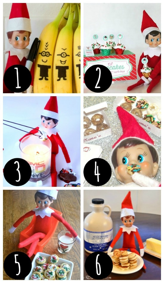 Elf On The Shelf Ideas Creative And Funny Ideas From The
