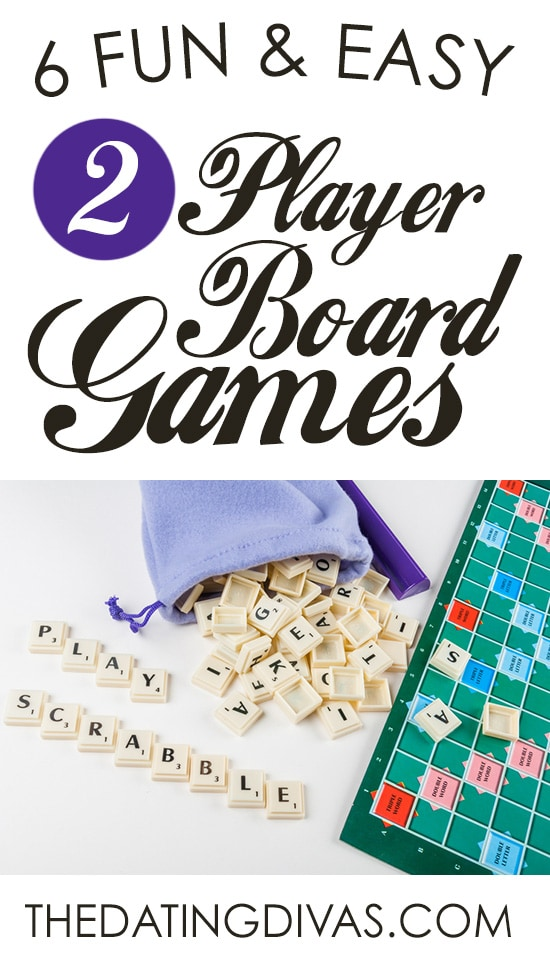 Easy and Fun 2 Player Games for Date Night - From The Dating Divas