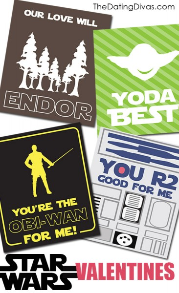 Yoda Only One for Me \u2013 Star Wars Valentine\u0027s Day dreampunk geek
