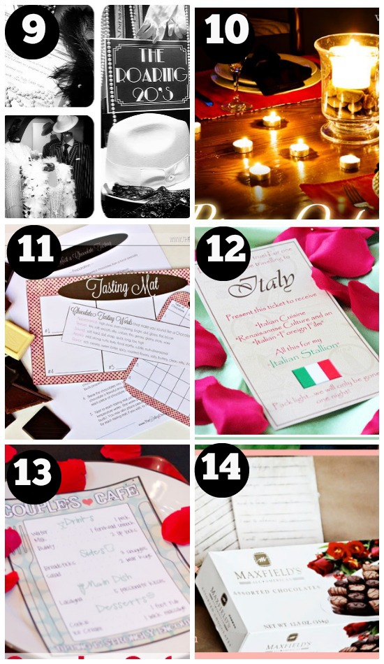 75 Dates To Celebrate Your Anniversary - at home date ideas