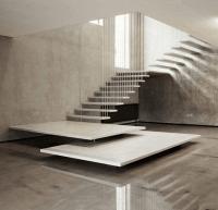 15 Futuristic and unique stair design ideas for your ...
