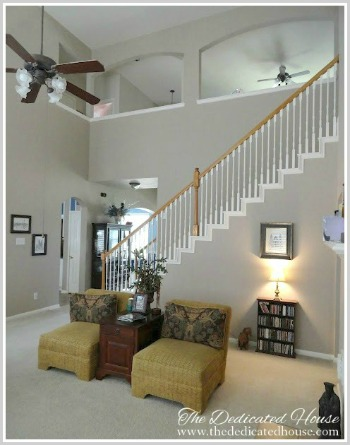 Family Room Paint 7 -1