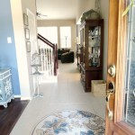 The Entryway…Finished