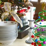 Christmas Touches and Day 4 of the 'Tis the Season Christmas Home Tour