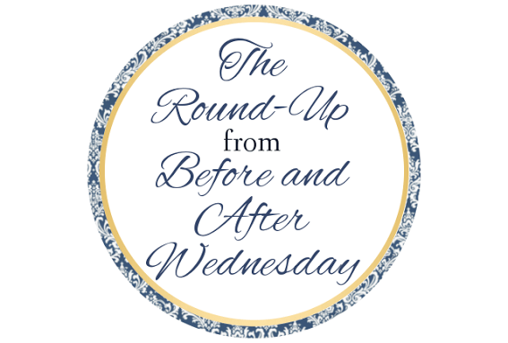 The Round - Up Post Button