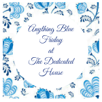 Anything Blue Friday – Week 104