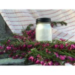 It's Giveaway Time at The Dedicated House with Mason Jar Candles