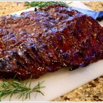 In the Kitchen:  Grilling Series – Skirt Steak