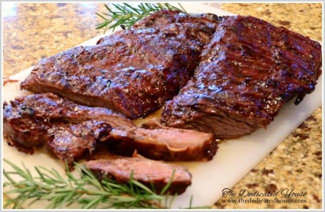 Kitchen Grilling Series Skirt Steak