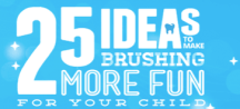 25 Ideas Brushing Icon