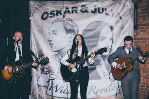 Oskar and Julia