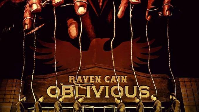 Raven Cain oblivious