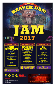 Beaver Dam Jam Southern Utah Live Music and Entertainment Guide