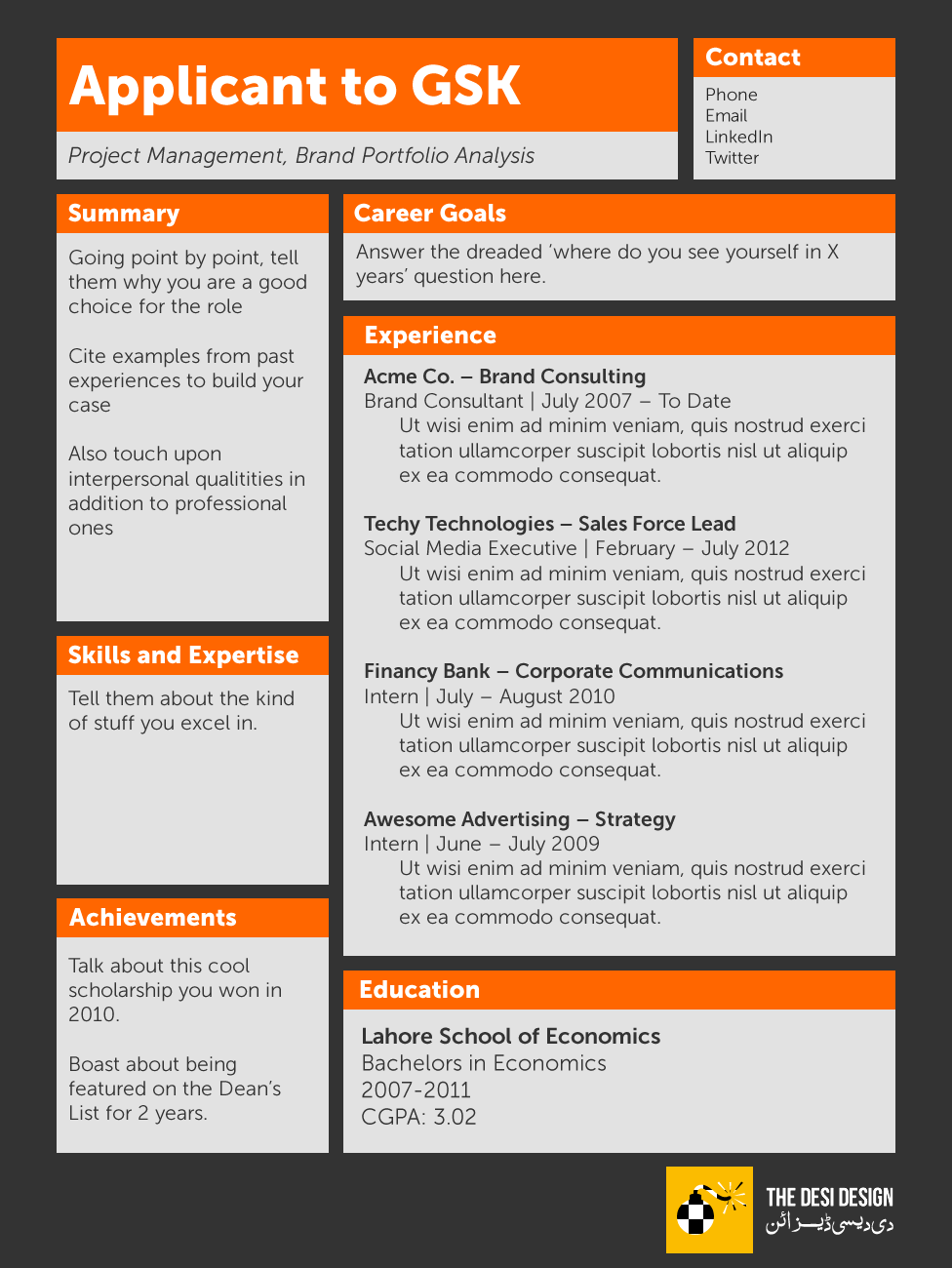 Psd Resume Template 51 Free Samples Examples Format Revolutionizing The Resume The Desi Design