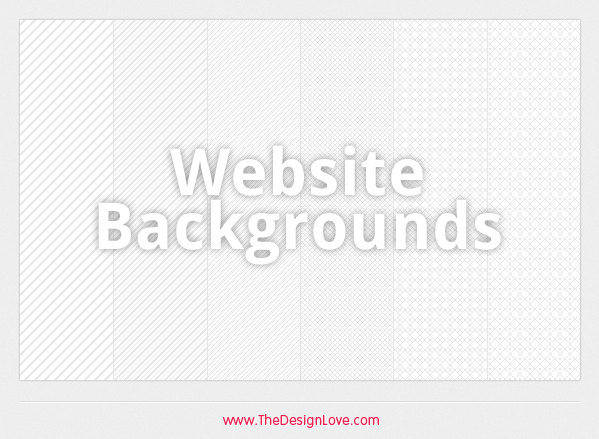 5 Awesome Patterns for Website Background