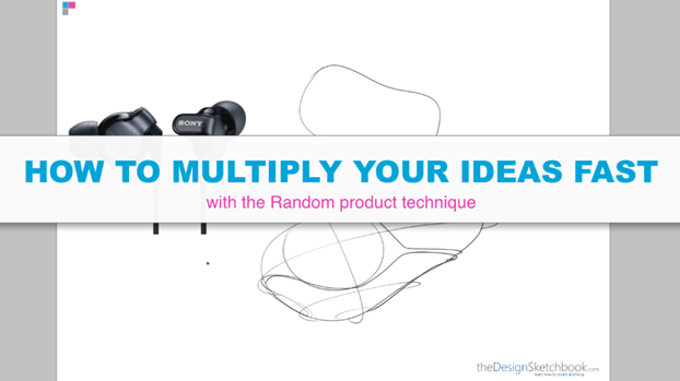 1 How to muliply your ideas fast with the random product technique