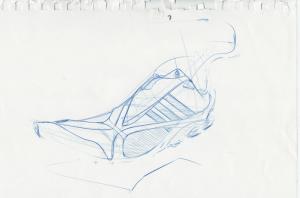 Adidas sketch blue lead 0.7
