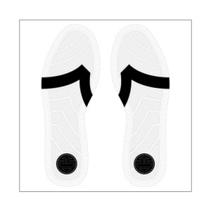16 OUTSOLE LINEART AND COLORING