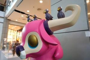 Coarse Bull Toy Expo Thailand Bangkok Play House