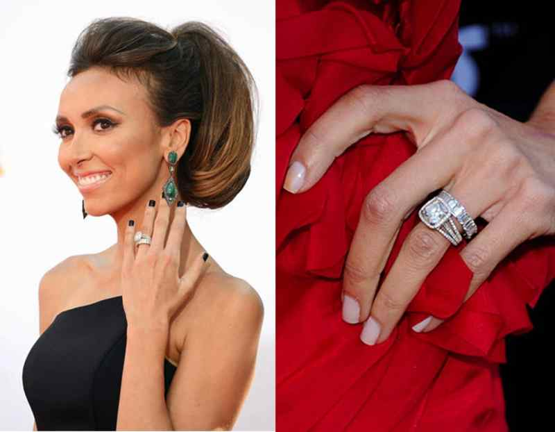 Large Of Celebrity Engagement Rings