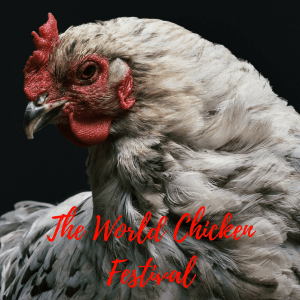 The World Chicken Festival – Secret Subject Swap