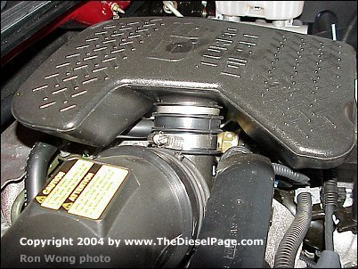 TheDieselPage, 2004 LLY Duramax 6600 Technology Changes