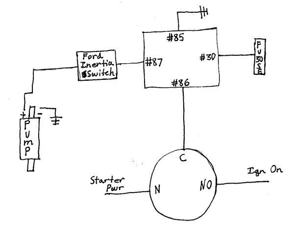 Buick Grand National Alternator Wiring Diagram Electrical Circuit