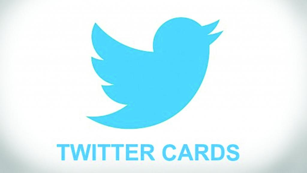 Using Twitter CARDS to empower your brand