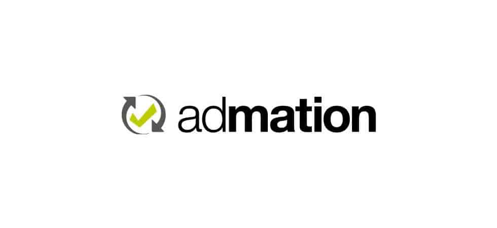 Admation project management software logo