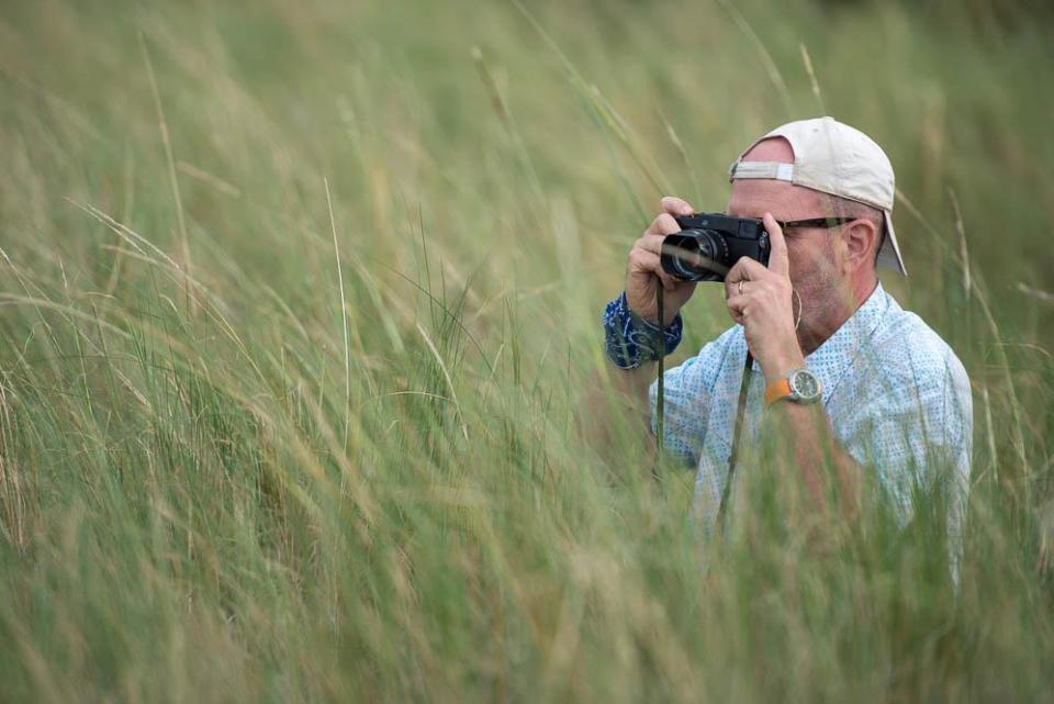 Shooting the X-Pro1 on Safari in Kenya. Anything is possible. Photo by Jon McCormack